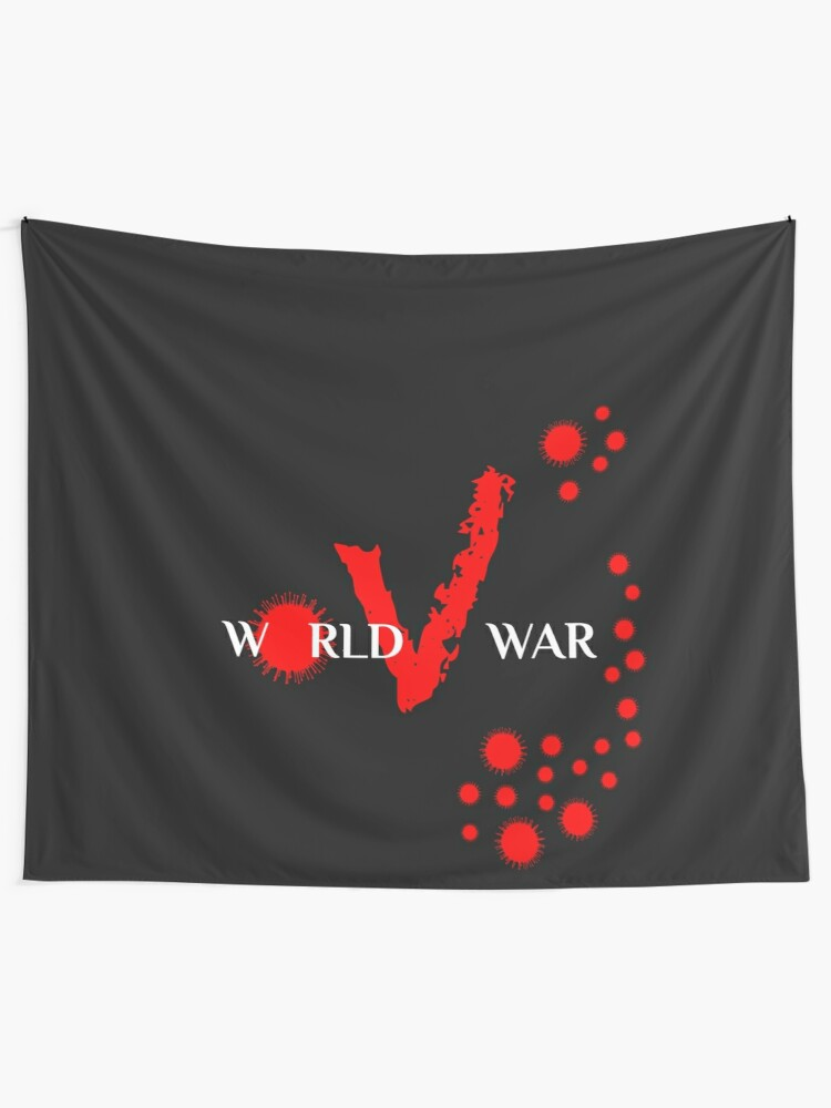 World War V Contagion Tapestry By Buyme1 Redbubble