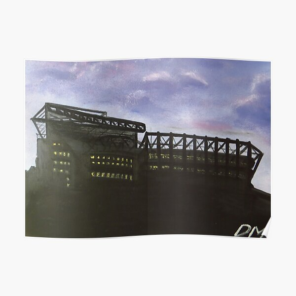 Fortress Strong - St James' Park - SCENESCAPESHOP Poster