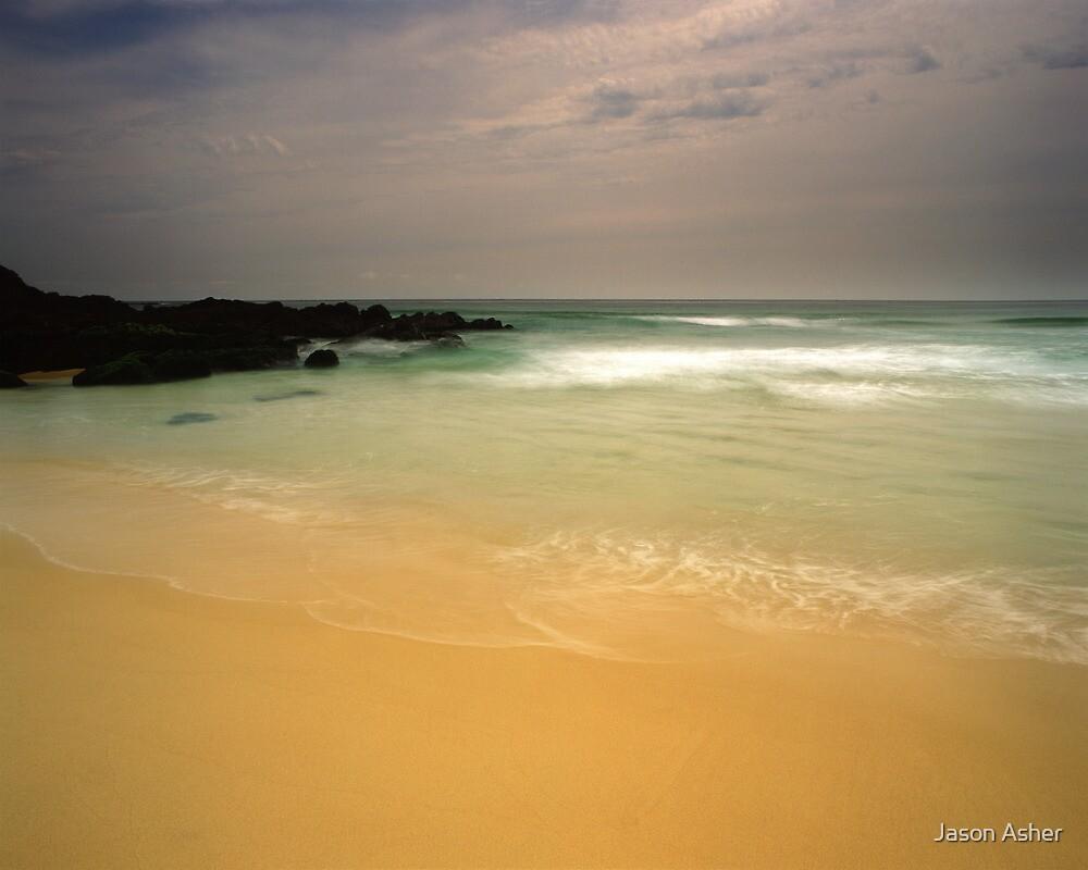 """Beachscape"" ∞ Barragga Bay, NSW - Australia by Jason Asher"