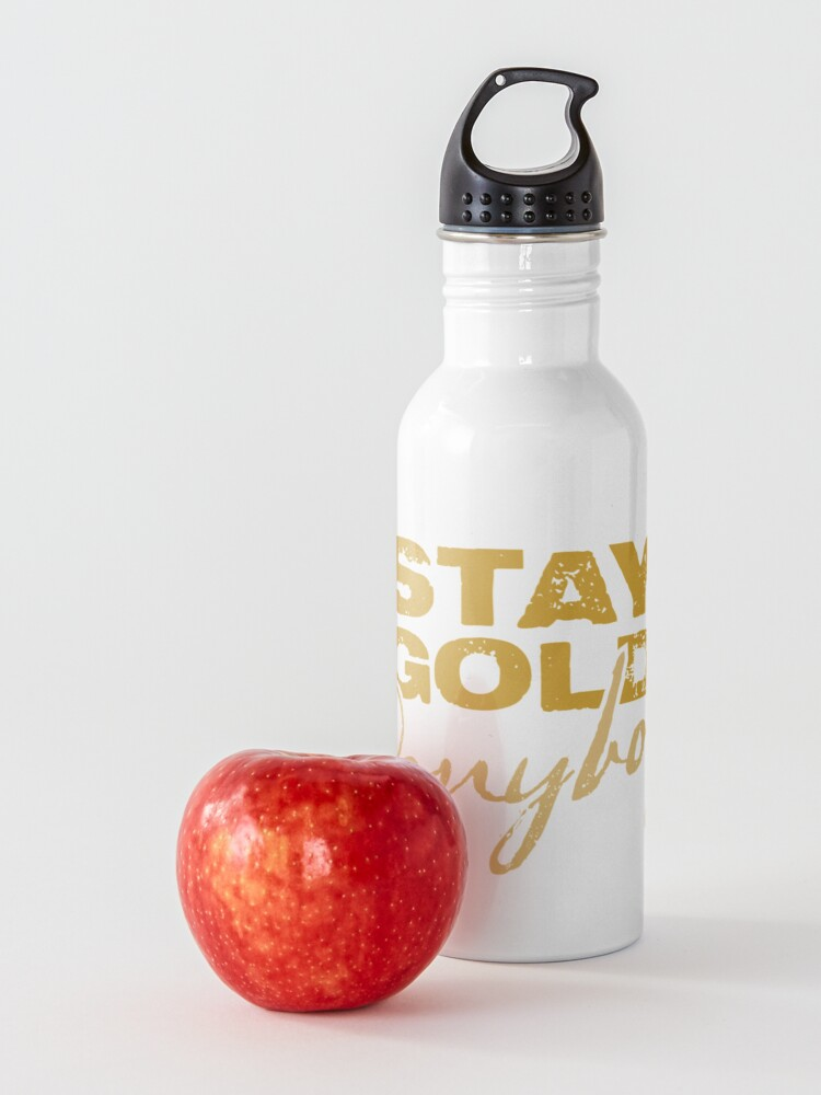 Alternate view of Stay Gold Ponyboy Water Bottle