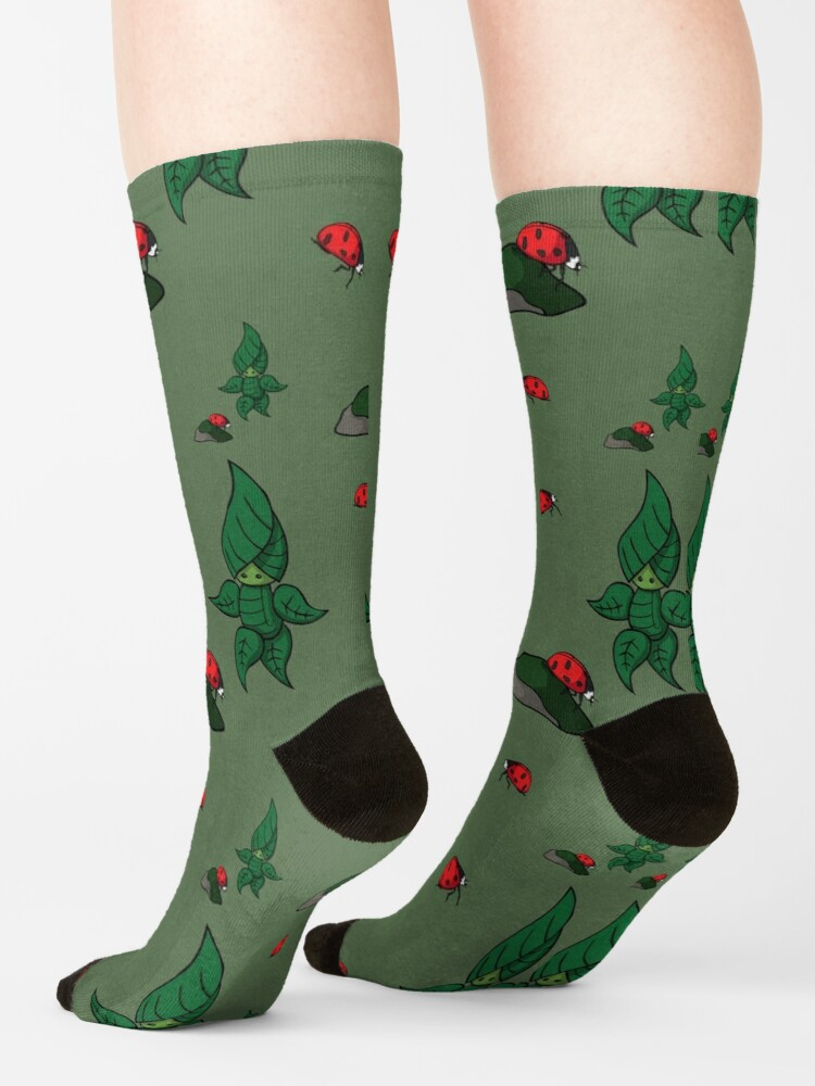 Alternate view of A Walk in the Woods Socks