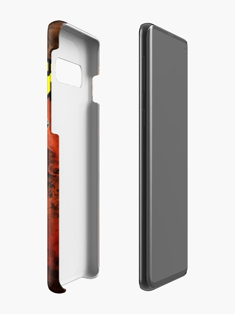Alternate view of Blast Awakening Case & Skin for Samsung Galaxy