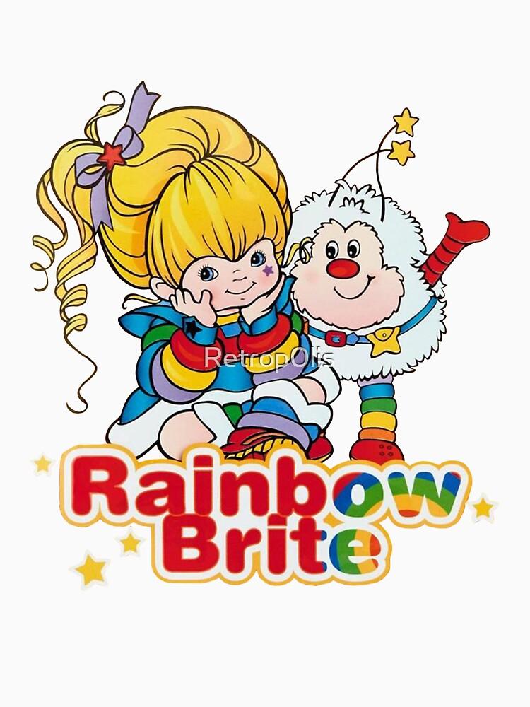 Rainbow Brite by Retrop0lis