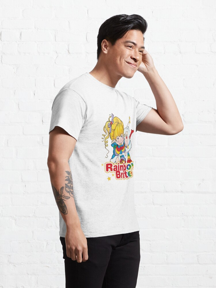 Alternate view of Rainbow Brite Classic T-Shirt
