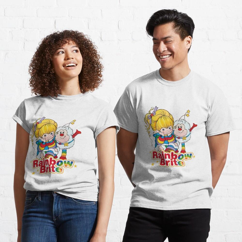 Rainbow Brite Classic T-Shirt