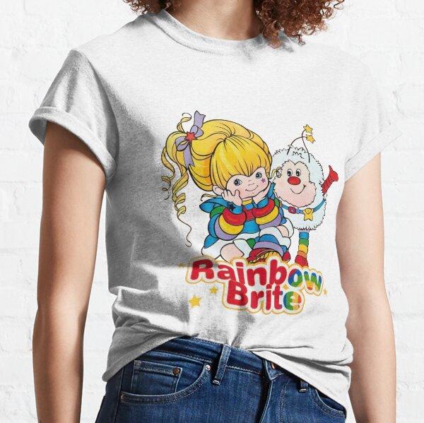 Rainbow Brite Camiseta clásica