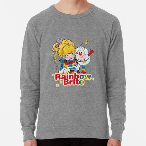 Rainbow Brite Lightweight Sweatshirt