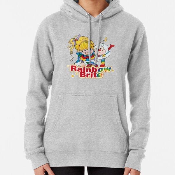 Rainbow Brite Pullover Hoodie