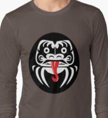 Hardcore Daruma Long Sleeve T-Shirt