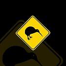 iPhone Case - Warning: Kiwi by Jonathan Hughes