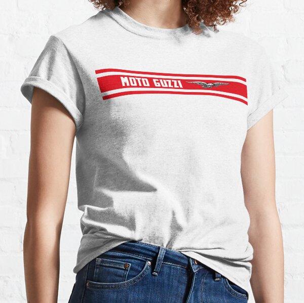 Moto Guzzi classic Stripes Classic T-Shirt