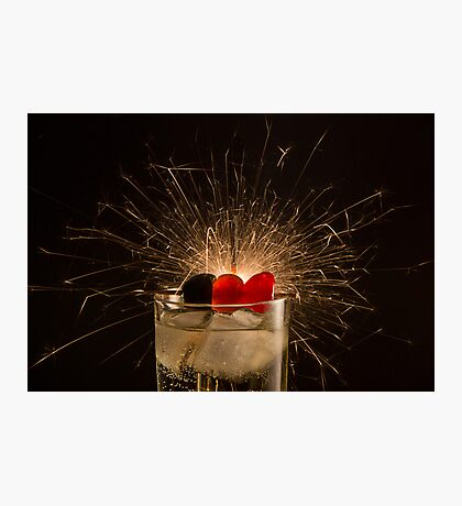 Have a Sparkling New Year! Photographic Print