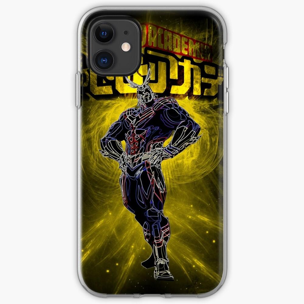Super heroe Awakening iPhone Case & Cover