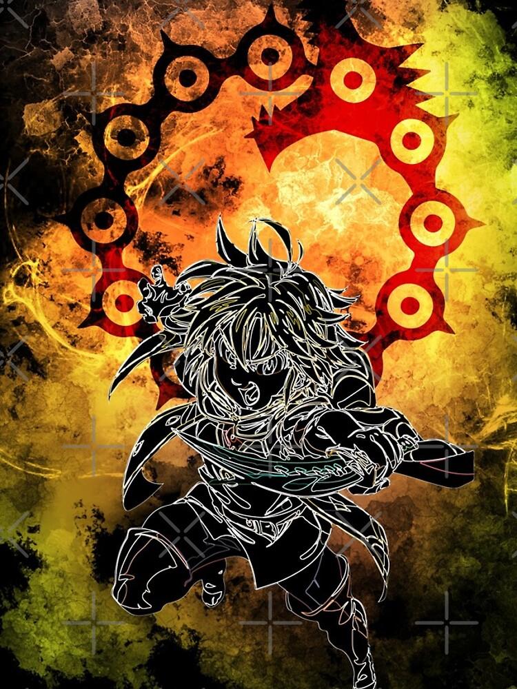 Wrath Awakening by ryukrabit