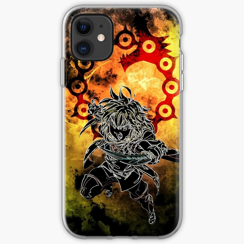 Wrath Awakening iPhone Case & Cover