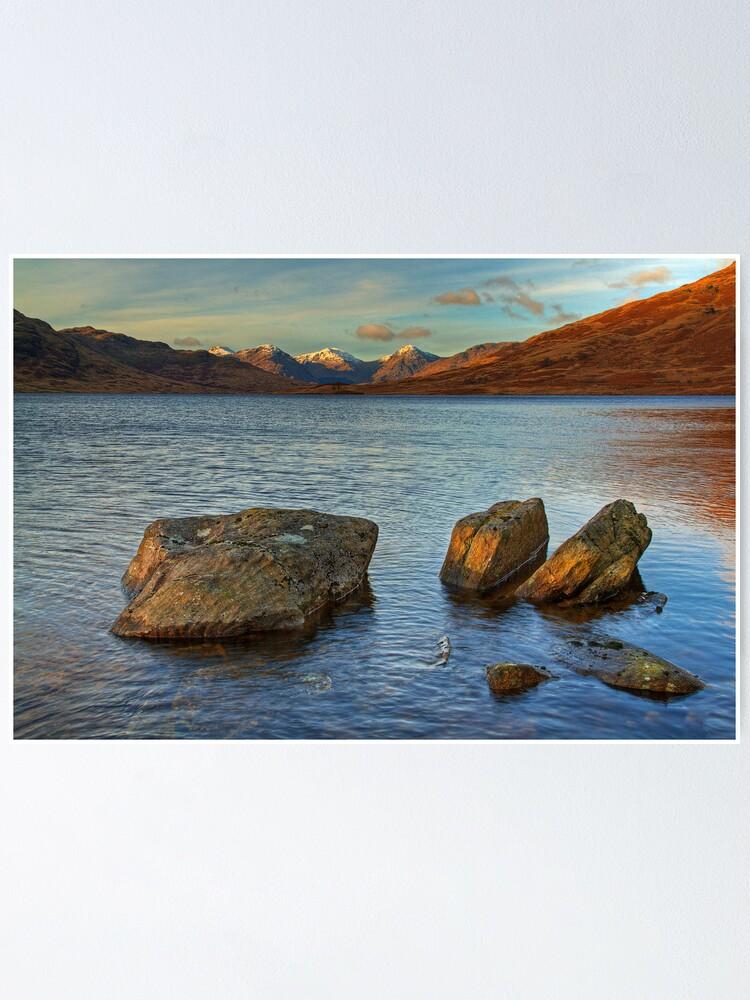 Alternate view of Arklet Rocks (1) Poster