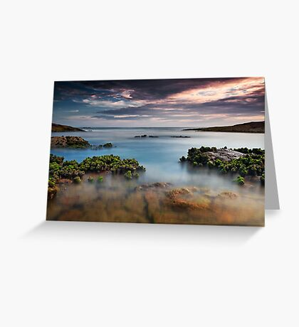 Anna Bay Afternoon 3 Greeting Card
