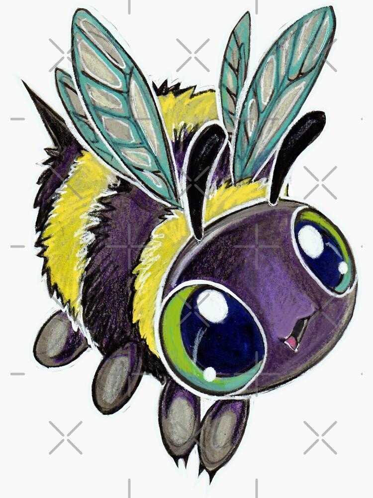 Bee by ArtOfBianca