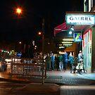 Images of Brunswick #12 Gello Bar, Lygon St by Sharon McDowall