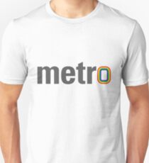 For the Metro male T-Shirt