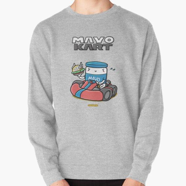 Mayokart - It's-a me, Mayo! Pullover Sweatshirt
