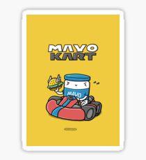 Mayokart - It's-a me, Mayo! Sticker