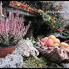 Provençal Greeting card  by daffodil