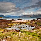The Tide is Out on the Isle of Skye by Robin Whalley
