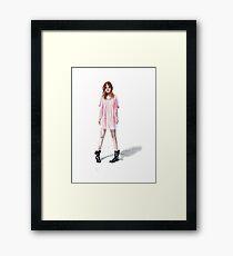 Karen Gillan Framed Print