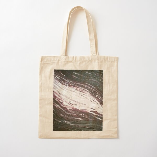 Breaking Light Cotton Tote Bag