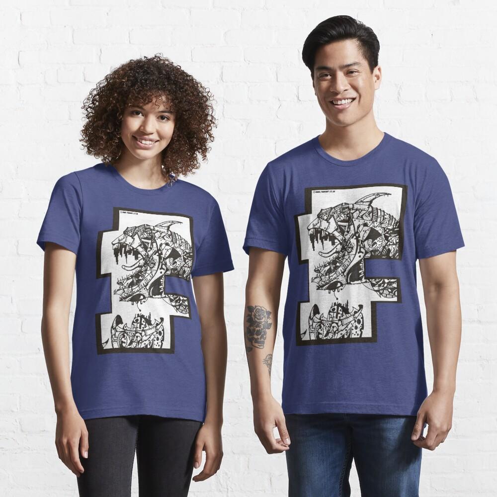 Neo London Mega Shark - T-Shirt Essential T-Shirt