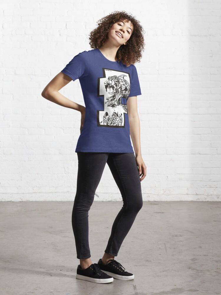 Alternate view of Neo London Mega Shark - T-Shirt Essential T-Shirt
