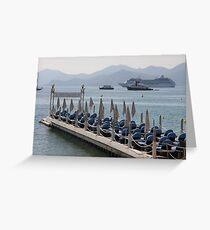 Cannes, Massif de L´Esterel Greeting Card