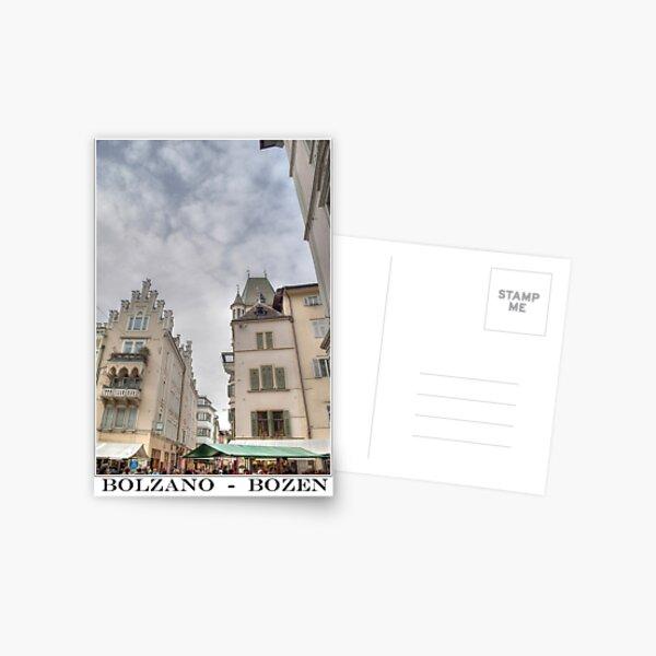 bolzano - bozen Postcard