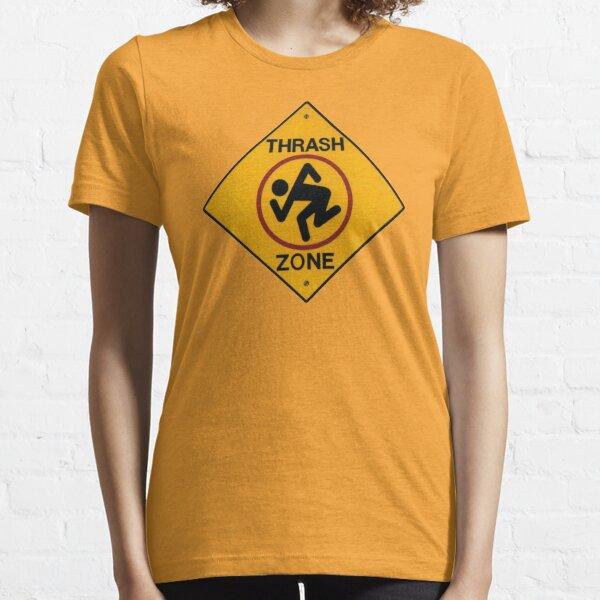 D.R.I. Thrash Zone Essential T-Shirt