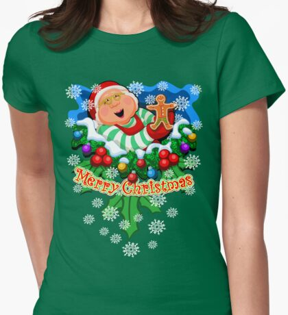 MRS. CLAUS (5of7) T-Shirt