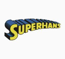 Super Hans Logo