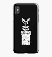 Mario Piranha Plant iPhone Case