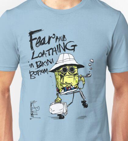 Fear and Loathing in Bikini Bottom Unisex T-Shirt