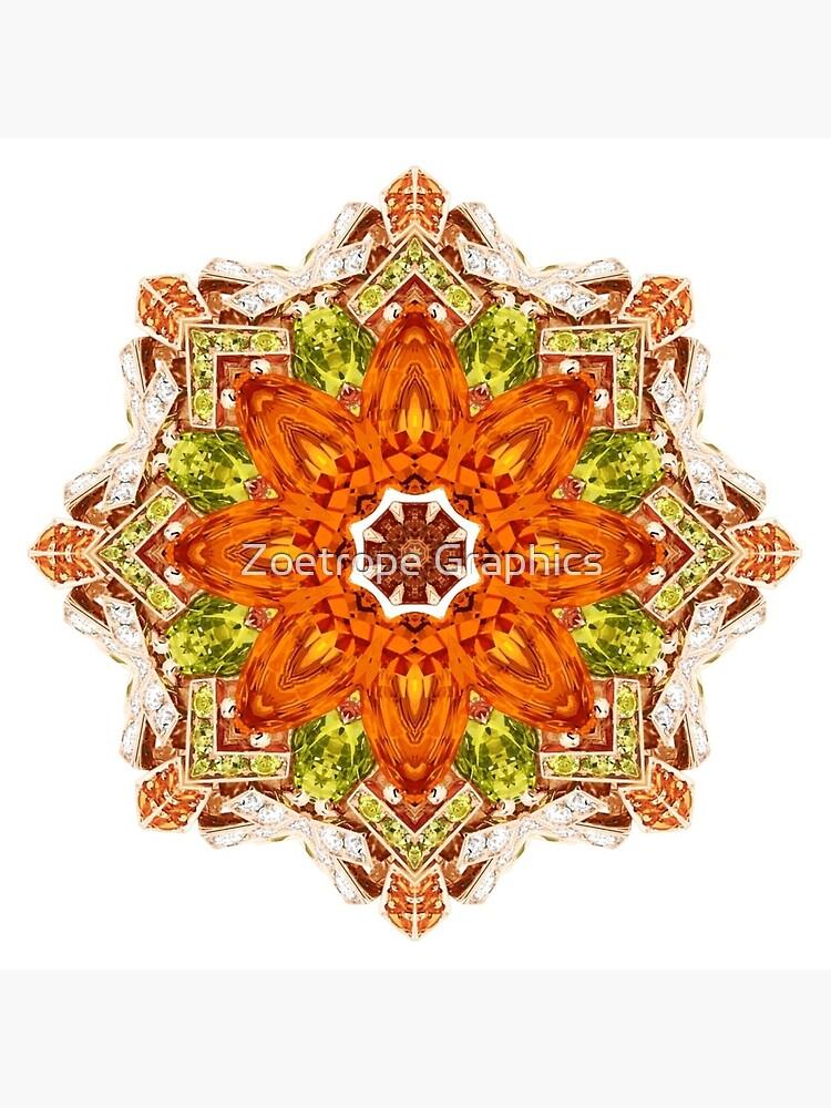 Krazy Kaleidoscope 1036 by CharmaineZoe