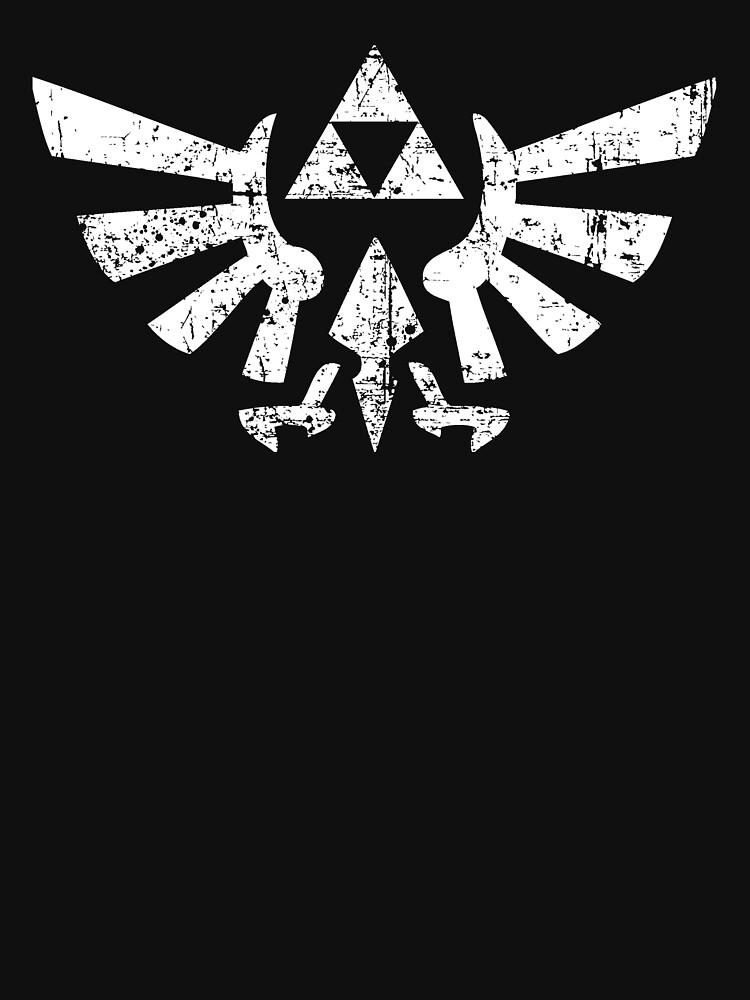 Zelda Triforce Symbol de GreenPenguin