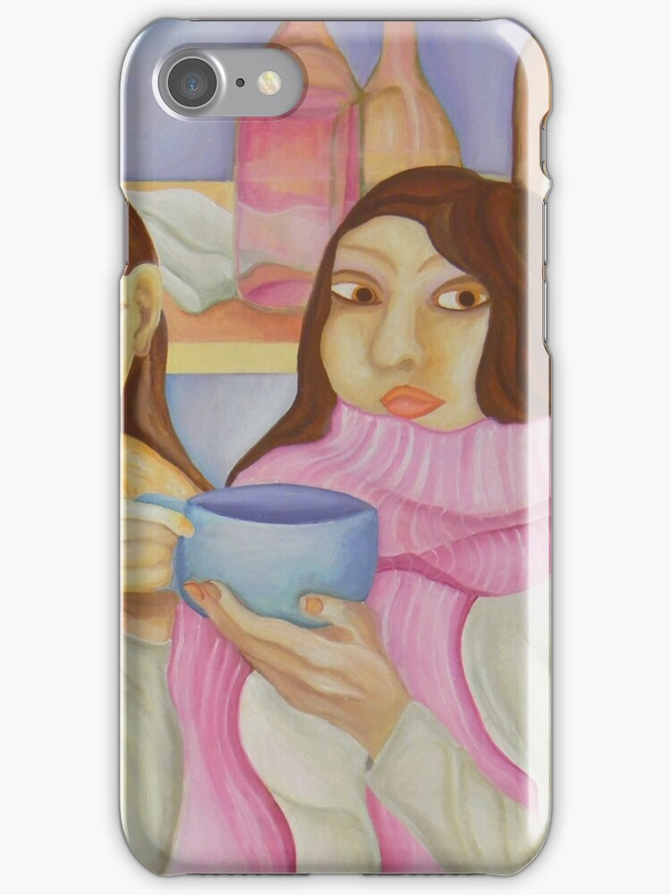 Winter Detail i phone by Julia Keil