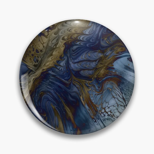 Wood and Water Pin