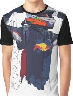 Daniel Ricciardo Graphic T-Shirt