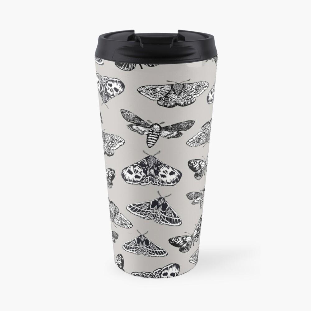 Winged Frenzy Travel Mug