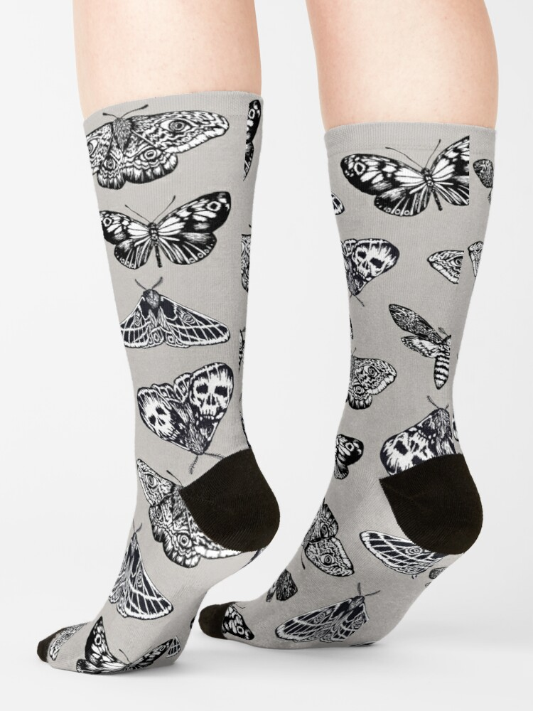 Alternate view of Winged Frenzy Socks