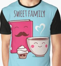 Sweet Family Graphic T-Shirt