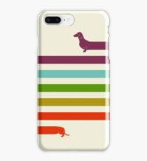 (Very) Long Dachshund iPhone 8 Plus Case