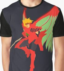 Dart - The Legend of Dragoon Graphic T-Shirt