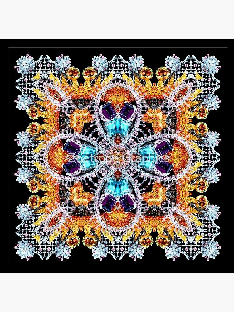 Krazy Kaleidoscope 1037 by CharmaineZoe
